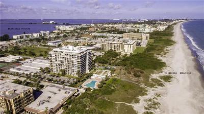 Cocoa Beach Condo For Sale: 2100 N Atlantic Avenue #703