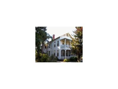 Sanford Single Family Home For Sale: 302 S Oak Avenue