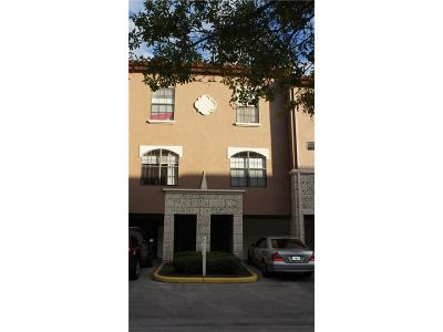 Orlando Townhouse For Sale: 6107 Metrowest Boulevard #103