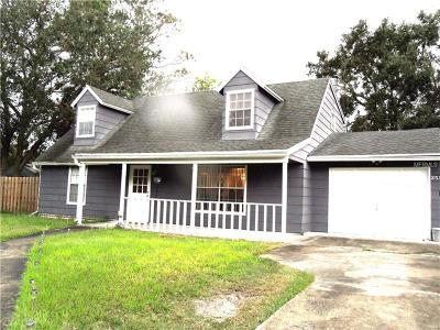Edgewater Single Family Home For Sale: 2517 Silver Palm Drive