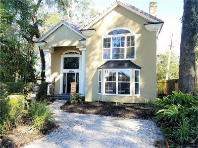 Winter Park Single Family Home For Sale: 1450 Sunset Drive
