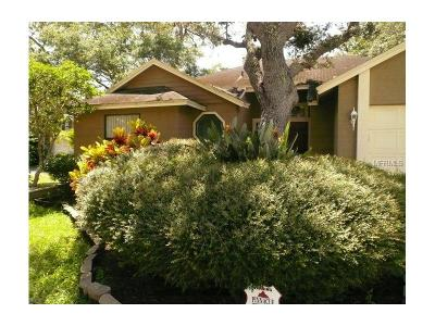Clearwater, Clearwater Beach Single Family Home For Sale: 3052 Longbrooke Way