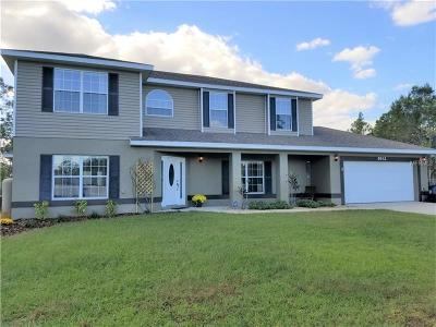 Orlando FL Single Family Home For Sale: $339,900
