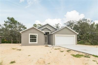 Kissimmee Single Family Home For Sale: 350 Gardenia Court
