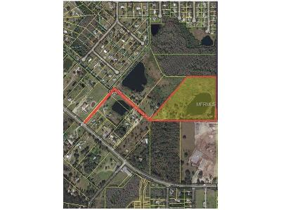 Kissimmee Residential Lots & Land For Sale: 3070 Gus Road
