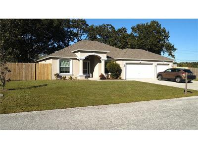 Seminole Single Family Home For Sale: 10711 99th Place