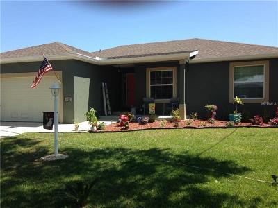 Ellenton Single Family Home For Sale: 812 Leffingwell Avenue