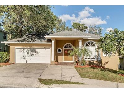 Altamonte Springs, Altamonte Single Family Home For Sale: 639 Oak Hollow Way