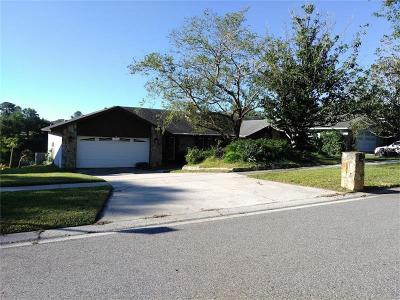 Orlando Single Family Home For Sale: 7812 White Ash Street