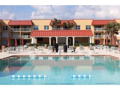 New Smyrna Beach Condo For Sale: 3801 S Atlantic Avenue #313