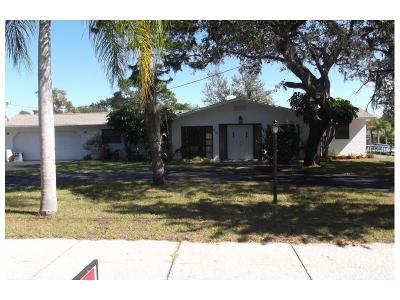 Tarpon Springs Single Family Home For Sale: 901 S Florida Avenue