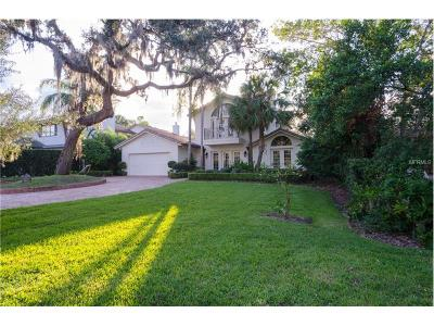 Winter Park Single Family Home For Sale: 1259 Lakeview Drive