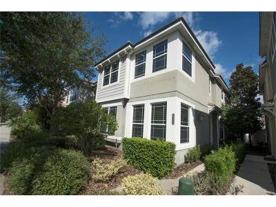 Windermere Townhouse For Sale: 7471 Ripplepointe Way