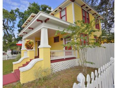 Sanford Single Family Home For Sale: 115 S French Avenue