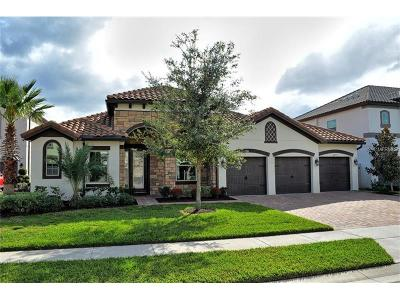 Winter Park Single Family Home For Sale: 3715 Vinsetta Court