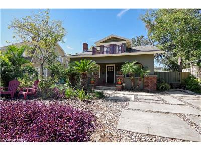 Single Family Home For Sale: 820 N Summerlin Avenue