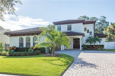 Winter Park Single Family Home For Sale: 1560 Palm Avenue