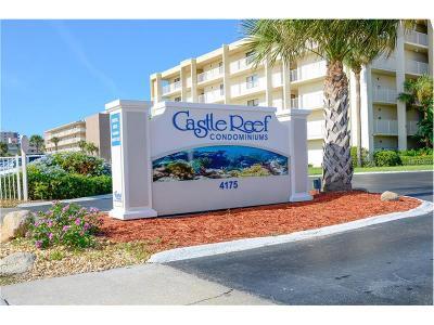 New Smyrna Beach Condo For Sale: 4175 S Atlantic Avenue #4220