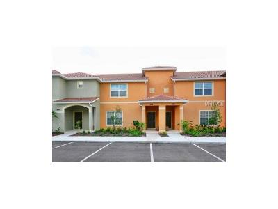 Kissimmee Townhouse For Sale: 2923 Banana Palm Drive