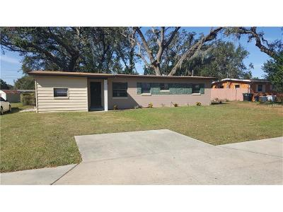 orlando Single Family Home For Sale: 4706 Robbins Avenue
