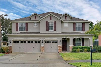 Mount Dora, Mt Dora, Mt. Dora Single Family Home For Sale: 30136 Jutland Court