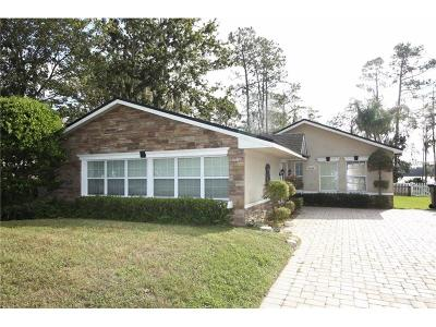 Orlando Single Family Home For Sale: 14048 Lake Price Dr
