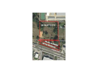 Lake County Residential Lots & Land For Sale: Villa City Road