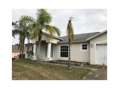 Deltona  Single Family Home For Sale: 1511 Gregory Drive