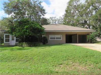Altamonte Springs Single Family Home For Sale: 99 Frances Circle