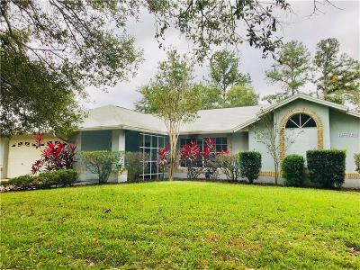 Winter Springs Single Family Home For Sale: 653 Silver Creek Drive