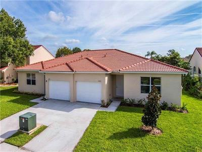 Orange County, Osceola County, Seminole County Multi Family Home For Sale: Lot 4 Macon Parkway #1