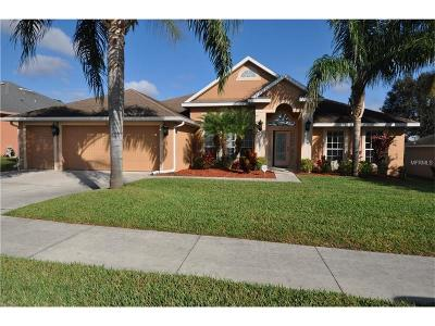 Debary Single Family Home For Sale: 609 Quail Lake Drive