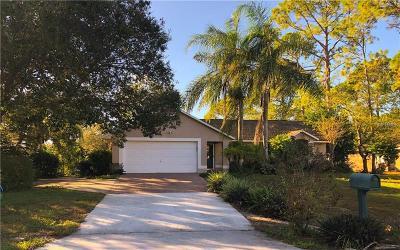 Deltona Single Family Home For Sale: 2785 Pelham Circle