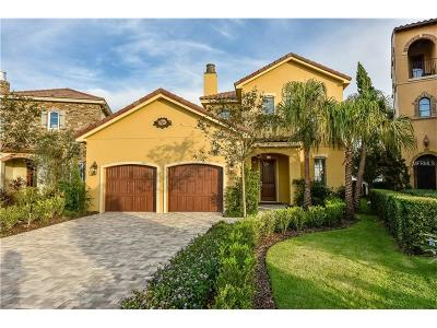 Lake County, Orange County, Osceola County, Seminole County Single Family Home For Sale: 16130 Trivoli Circle