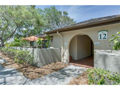 Clearwater Villa For Sale: 6262 142nd Avenue N #805