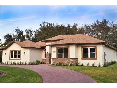 Saint Cloud Single Family Home For Sale: 3155 Lake Breeze Circle