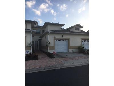 Clermont Townhouse For Sale: 13223 Fountainbleau Drive
