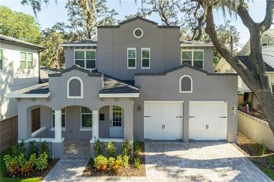 Lake County, Orange County, Osceola County, Seminole County Single Family Home For Sale: 823 N Eola Drive