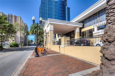 Orlando Condo For Sale: 151 E Washington Street #319