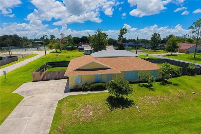 Kissimmee Single Family Home For Sale: 3460 Hawkin Drive