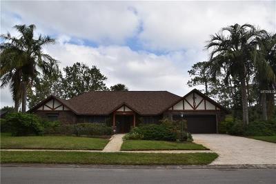 Daytona Beach Single Family Home For Sale: 156 Point O Woods Drive