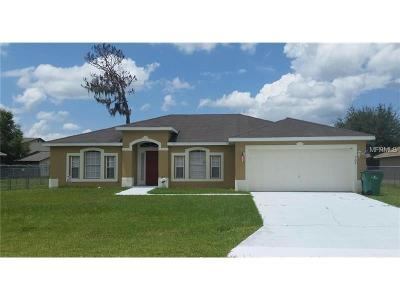 Kissimmee Single Family Home For Sale: 705 Lucaya Drive