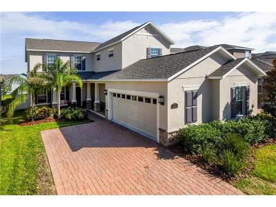 Winter Garden Single Family Home For Sale: 15144 Evergreen Oak Loop