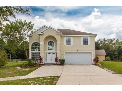 Orlando Single Family Home For Sale: 7603 Hidden Cypress Drive