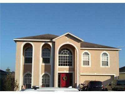 Sanford FL Single Family Home For Sale: $239,900