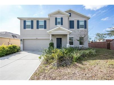 Haines City Single Family Home For Sale: 3084 Patterson Groves Drive