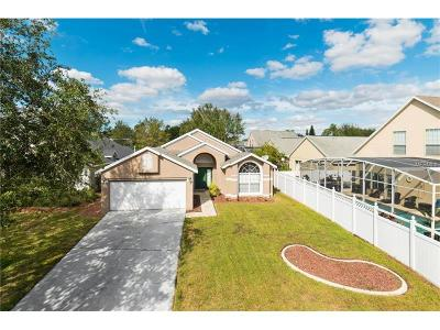 Clermont FL Single Family Home For Sale: $218,000