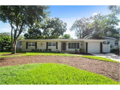 Winter Park Single Family Home For Sale: 618 Glenarden Road