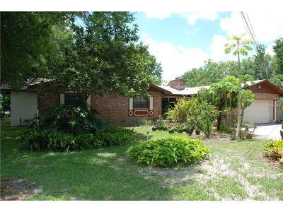 Orlando Single Family Home For Sale: 3528 W Robinson Street
