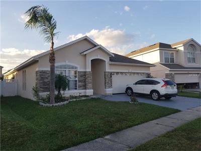 Orlando Single Family Home For Sale: 1811 White Heron Bay Circle